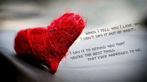 love heart quote1