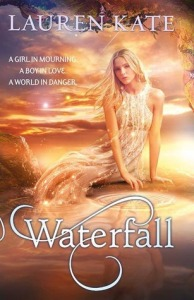 Waterfall Lauren Kate cover