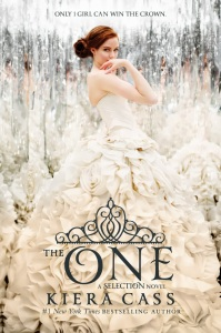 The One Kiera Cass COver